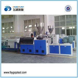 Máquina de hacer tubería de PVC 12-1200mm