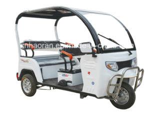 Triciclo eléctrico---Ciudad/ Ciudad Trirycle Rickshaw