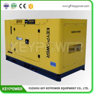 20 Ква Основная мощность четырех цилиндров дизельного генератора с бесшумный корпус