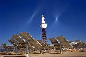 1.1mm 3.2mm espelho 4.0mm solar, Heliostat, refletor solar para a central eléctrica de Csp
