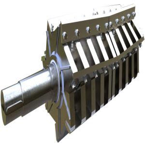 폐기물 타이어를 위한 기계를 재생하는 유럽 기준