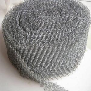 China fábrica de malla de alambre SS304 para el filtrado del desempañador
