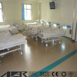 Tdの特別な維持のTreamtmentの抗菌性の病院PVCフロアーリング
