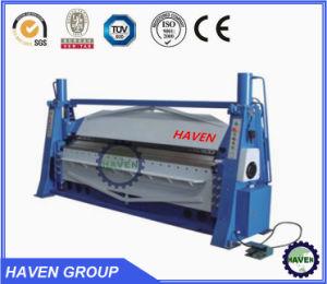Pivotement hydraulique de repliage de la machine (W62Y 3*2500)