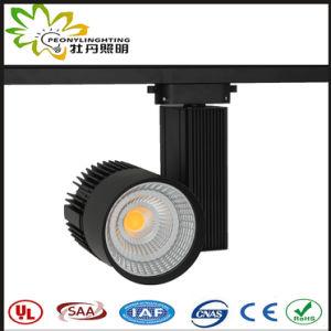 高品質AC100-265Vの上の販売LED 40Wトラック点は2700K-6500Kをつける