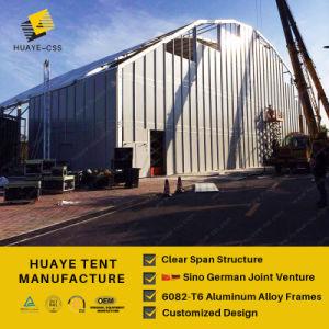 Huaye Abdeckung-hohe Spitzen-Ereignis-Zelt mit Glaswänden (hy836b)