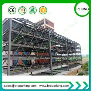 Estruturas de Aço Plking Elevador Estacionamento para Estacionamento