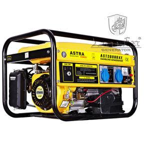 168f 6.5HP Engine Astra韓国Portable Gasoline Generator