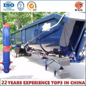 Cilindro hidráulico telescópico Hyva Para Caminhão Basculante