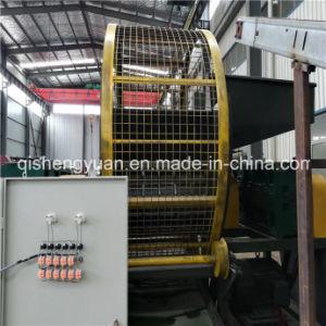 Automático de alta los residuos de la línea de reciclaje de llantas
