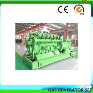 Wechselstrom-Dreiphasenausgabe-hohe Leistungsfähigkeits-Rauchgas-Generator-Set