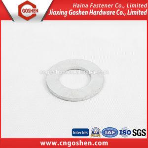 DIN125 F436 DIN127 M10 de la rondelle plate en acier inoxydable de la rondelle élastique