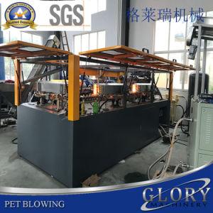 1.5L 5000bphの高速6キャビティ伸張の吹くびん機械