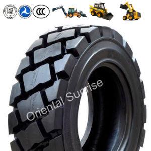 Neumáticos Neumáticos 5.00-8 Industrial carretilla elevadora, 6.00-9.5, 10-16, 12-16,5 Minicargadora, neumáticos sólidos con tra, Jatma, Norma Etrto