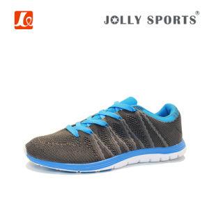 El calzado transpirable formador zapatillas deportivas para los hombres y mujeres
