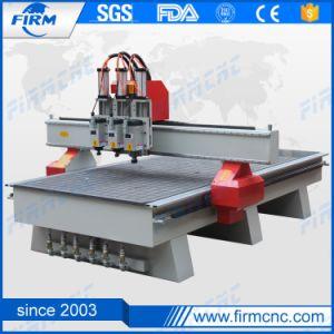 De pneumatische Atc CNC Machine van de Gravure van het Houtsnijwerk van de Router