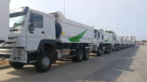 Sinotruk HOWO 336 Rad-Lastkraftwagen- mit KippvorrichtungKipper HP-6X4 10