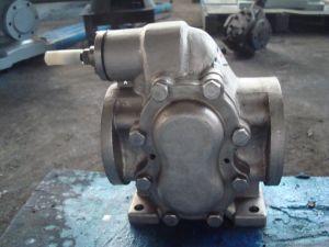 Pompa di olio dell'attrezzo dell'acciaio inossidabile KCB200