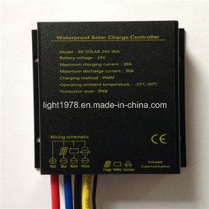 Nueva Energía Solar de 12V de la luz de la calle con LED 30W de potencia
