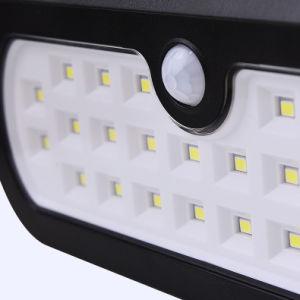 26PCS LEDのポーチの庭のための太陽壁ライト