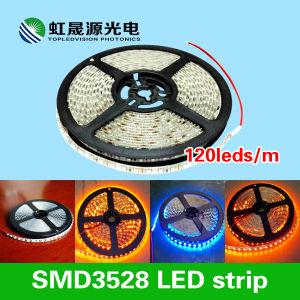 indicatore luminoso di striscia flessibile di 120LEDs/M SMD3528 LED con IEC/En62471
