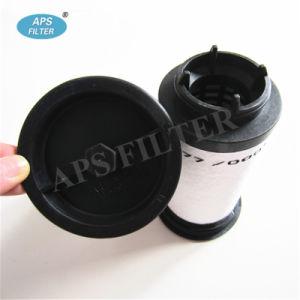 Замена картриджа масляного фильтра вакуумного насоса Rietschle 7314680000 для детали