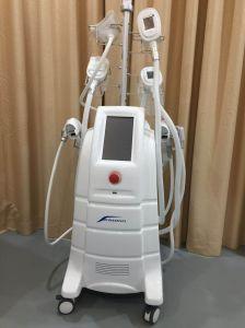 Het professionele Apparaat van de Vermindering van de Onderkin van Cryolipolysis van 7 Handvatten