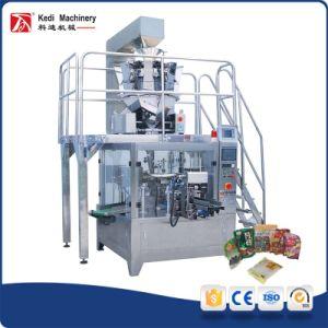 Gránulo dado giratorio automático de la bolsa de máquina de embalaje (Gd8-200A)