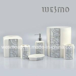 Accesorios de Baño de porcelana de cuadrícula (WBC0503A)