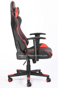 賭博の椅子の人間工学的デザイン多機能の競争のオフィスの椅子