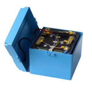 Batería recargable de almacenamiento de energía solar 12V 60Ah 100Ah LiFePO4 Batería de litio para Camper buque Garden Shed baterías