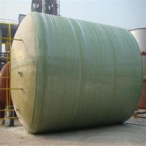 De Industriële Chemische Filter van de Filter van de Grote Diameter van de Tank FRP GRP