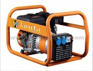 2015 Lonfa популярных 6.5HP бензин генератор для использования в домашних условиях
