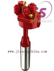 Pomp de Met duikvermogen van de Turbine van de Automaat van de Brandstof van de rood-Robe van China