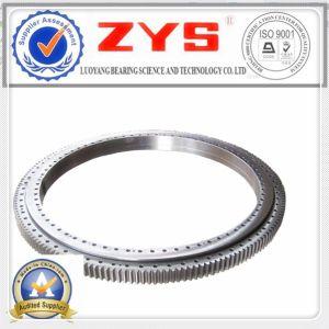 China una sola fila superior de rotación de la fabricante de rodamientos de rodillos de la Cruz Zys