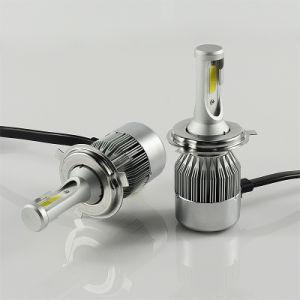 H7 H11 Leadlightsの自動霧ランプLEDのヘッドライトC6