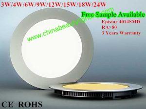 3/4/6/9/12/15/18/24W LED Downlight Ceiling Light