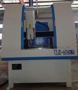 Gran precisión el moldeo de metales Router CNC Máquina de grabado
