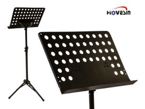 Kundenspezifischer faltbarer Stativ-Musik-Standplatz