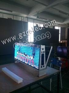 Haute luminosité P3 avec affichage LED de plein air Taxi pleine couleur