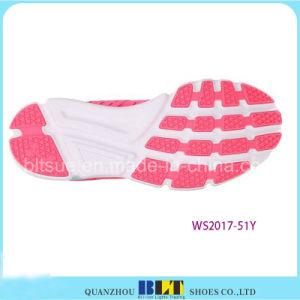 Sapatas atléticas do esporte do estilo da sapatilha das mulheres de Blt