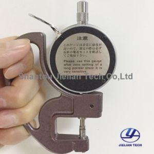 Calibro di spessore originale della manopola del pavone del Giappone G-6c 0.001mm 0-1mm