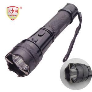警察の再充電可能な懐中電燈はスタン銃(1109B)を
