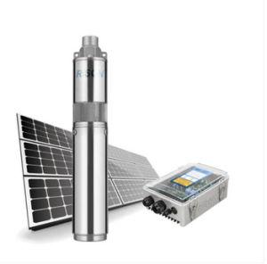 Bomba de Agua Solar DC de la bomba de agua solar 2018 Nuevo