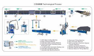 중국 공급자와 가진 최신 판매 격리 유리제 기계