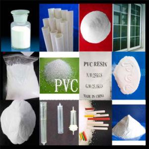 Plastic Sg5 K van de Hars van pvc van de Rang van de Pijp Waarde 66-68
