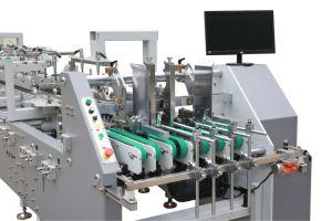 Scatola pieghevole sei/quattro automatici di Yl-1100PC e strumentazione d'angolo di incollatura