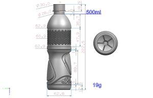 水差しのためのフルオートマチックペット伸張の吹く機械