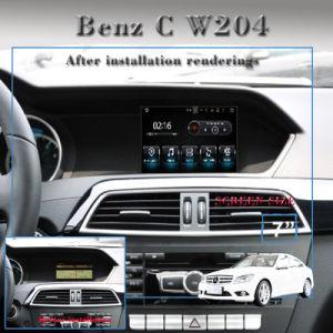 Carplay Mercedes-Benz anabbagliante C C204 (2011.6--2014) Stereotipia all'ingrosso dell'automobile