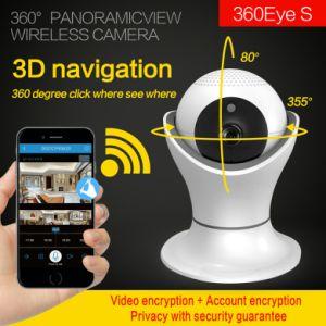 1/3 HD CMOS 2 Megapixel Digital Video CCTV-Überwachungskamera-Systems-Radioapparat